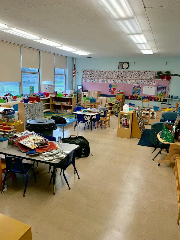 dunkirk classroom