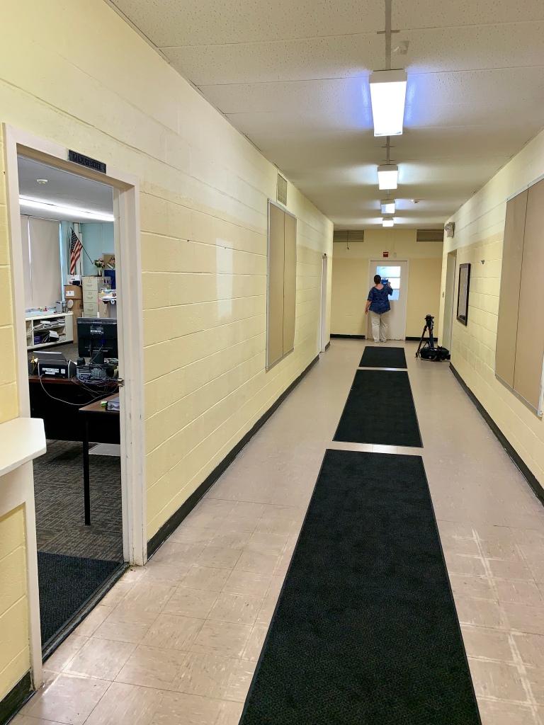 dunkirk hallway to media.jpg